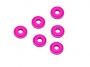 Shock Tower Shim (6pcs) - Pink